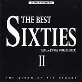 "Various - ""best Sixties Album In The World Ever, Vol. 2"" New Cd"