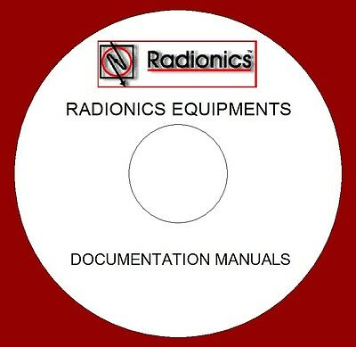Radionics Accessory Equipment Installation Manual Document Program Programing Cd