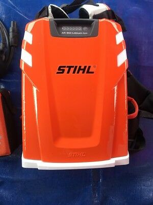 Stihl Ar 900 Lithium Ion Battery Pack Backpack