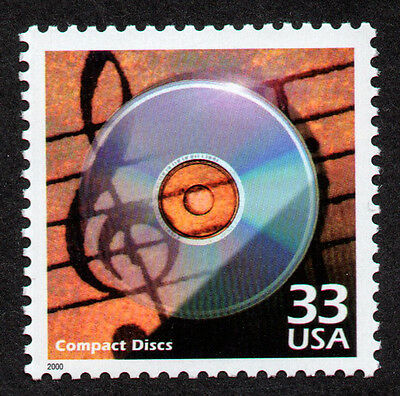 United States, # 3190-H, Compact Discs, Cd,sound Quality, Durability,convenience