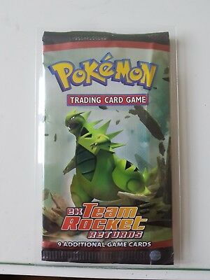 Pokemon Booster OVP Ex Team Rocket Returns