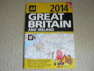 Great Britain and Ireland: 2014 by AA Publishing (Paperback, 2013)