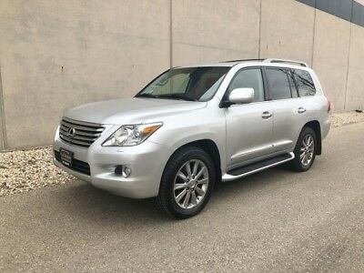 LX 570 2009 Lexus LX 570 LX570 - 1-OWNER, Serviced , 4x4, Needs Nothing, GREAT DEAL !