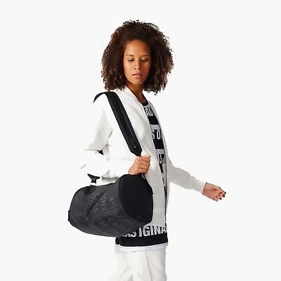 Adidas Unisex Convertible Backpack/Duffel Bag / Two Style Options / Black BK6930