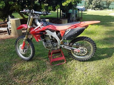 Honda CRF 450r 2008 model ( NO RESERVE )