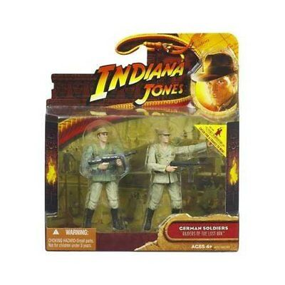 Indiana Jones German Soldier 4in Action Figure 2pack Hasbro