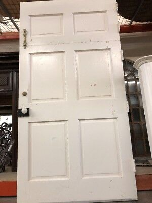 Dutch Door 81 X 41 1/2
