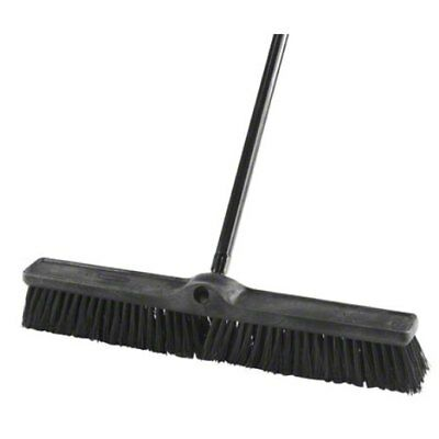 "Rubbermaid 1861212 Executive 24"" Rough Surface - Heavy Duty Sweep Push Broom"