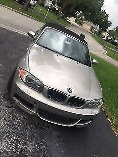 2008 BMW 1-Series CONVERTIBLE bmw 135i 2008 convertible with single turbo kit 6466 making 560whp