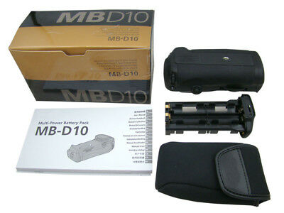 NEW Battery Grip for NIKON mb-d10 for D700 D300S Shipped With Tracking Number