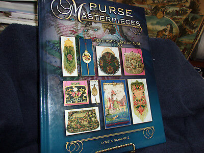Purse Masterpieces, Identification & Value Guide   hardcover