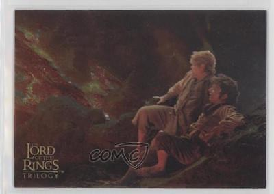 2004 Topps Chrome The Lord of the Rings Trilogy #95 Quest Fulfilled Card 1u6