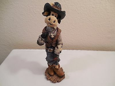 """1985 Boyds Folkstones Figurine """"Lookin For Love In All Wrong Pastures"""" ~ #2854"""