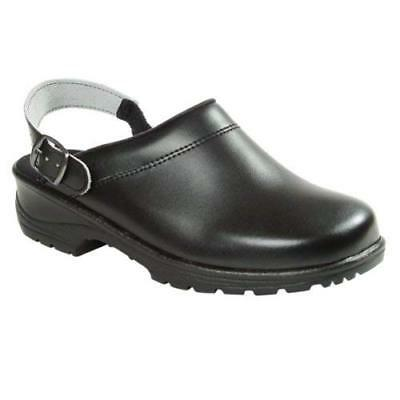 """Ejendals 1483-43 Size 43 """"1483"""" Safety Low Shoes - Black"""