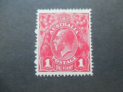 KGV Stamps: Large Multiple Watermark  Mint   (d133)
