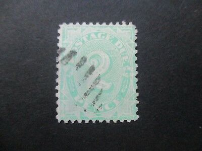 NSW Stamps: Postage Dues 1906 - Rare Used  (d160)