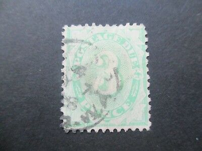 NSW Stamps: Postage Dues 1906 - Rare Used  (d161)