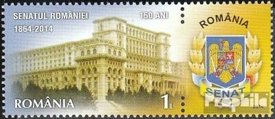 Romania 6828II (complete.issue.) unmounted mint / never hinged 2014 150 years Se