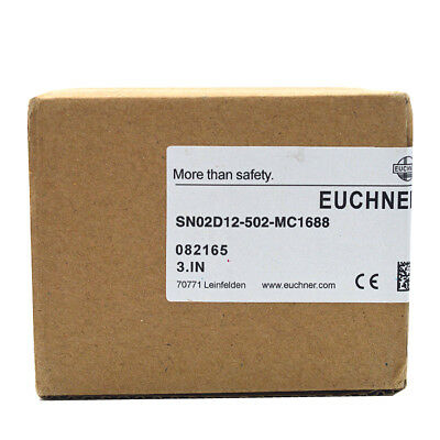 EUCHNER SN02D12-502-MC1688 Precision Home Limit Switch
