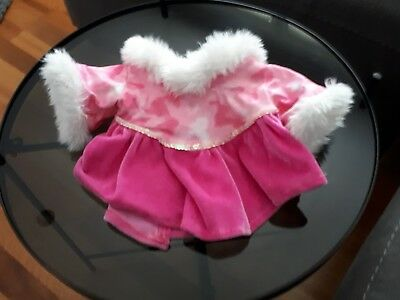 Build A Bear Dress Pink