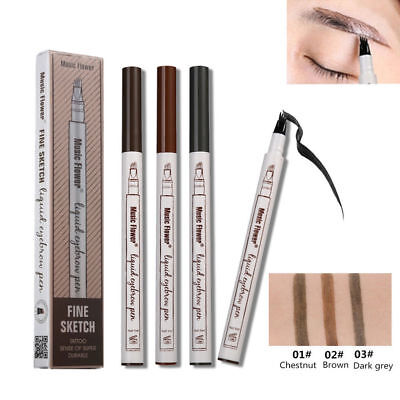 TATTOO BROW Microblading Eyebrow Definer Micro Pen Tint Ink UK 1ST CLASS POST