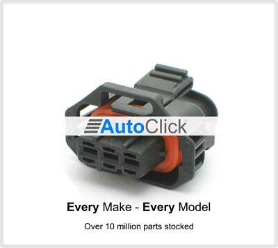 3 Way Bosch Common Rail Diesel Injector Plug Connector Kit 1928403966NG X4