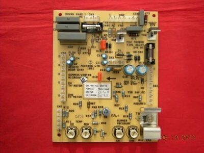 GLOW WORM - EXPRESS 100 MAIN PCB - S202119 - Used - £44 99