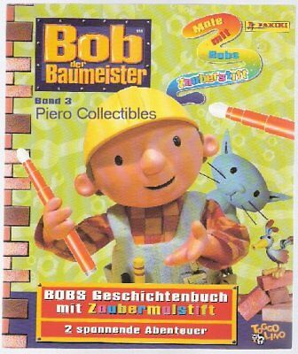 Bob the Builder - Ghost Colour Book - Panini