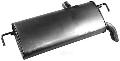 Exhaust Muffler Assembly-Quiet-Flow SS Muffler Assembly Walker 70005