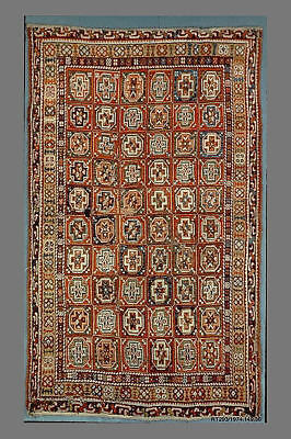 """:Carpet probably late 18th or early 19th century-16x12""""(A3) Poster"""
