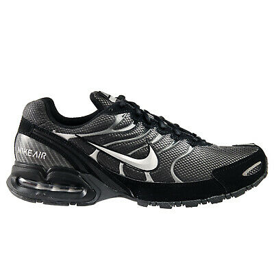 f11fb1e2d29 Nike Air Max Torch 4 Mens 343846-002 Black Anthracite Running Shoes Size 9.5