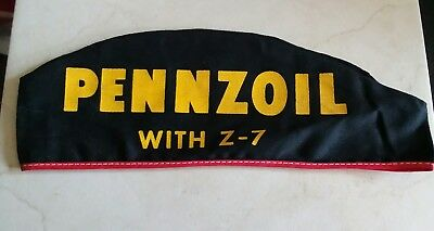 Vintage Pennzoil With Z - 7 ( Tusco MFG. CO. ) 50'S NOS~ NEVER WORN!!