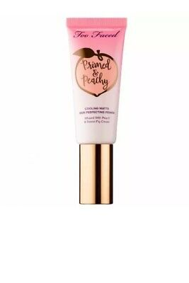 Too Faced 'primed and peachy' Primer - 2ml Sample
