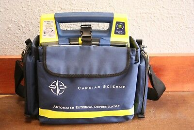 Cardiac Science  AED Powerheart G3 -  with pads and battery 9390E-501