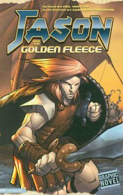 Jason and the Golden Fleece by Nel Yomtov 9781434213853 (Paperback, 2009)