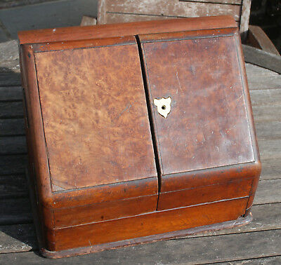 Stationary Box in need of TLC.