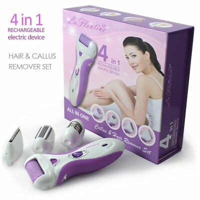 Electric Device Epilator Callus Remover Shaver Hair Clipper 4 1 Lady Everyday