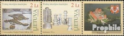 Lithuania 941-942Zf with zierfeld (complete.issue.) unmounted mint / never hinge