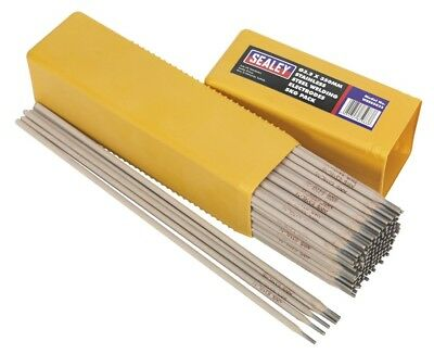 Sealey Welding Electrodes Stainless Steel Ø3.2 x 350mm 5kg Pack WESS5032