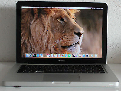 MacBook Pro (13 Zoll, Mitte 2009) Intel Core2 Duo @ 2.26GHz 320GB 4GB