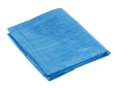 Sealey Tarpaulin 2.44 x 3.05mtr Blue TARP810