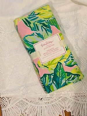 POTTERY BARN KIDS Lilly Pulitzer Party Patchwork Baby Bedding