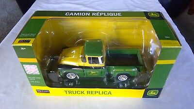 SpecCast Collectibles John Deere 1957 Chevy Truck Replica NEW