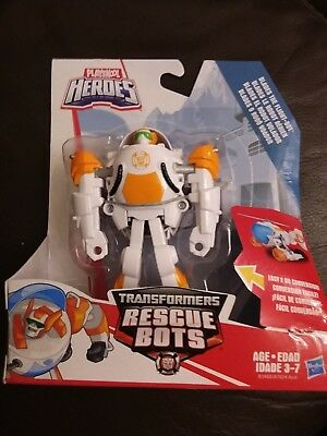 Transformers Rescue Bots Rescan Blades the Flight Bot - New Instock