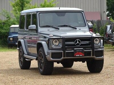 2016 Mercedes-Benz G-Class  2016 Mercedes-Benz G-Class AMG G 63 blacked out with KO2s