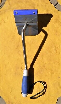 Z Poolform Extraction Tool Stainless Steel Used One Time