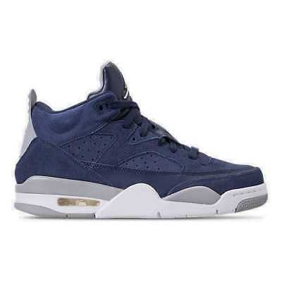 1ffc228f77871d Men s Air Jordan Son of Mars Low Off Court Shoes Navy White Wolf Grey