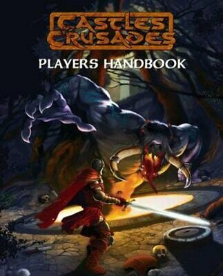 Castles & Crusades Player's Handbook by Lord Games Troll 9781944135485
