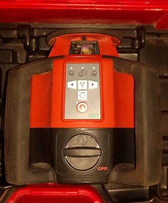 Hilti Rotating Laser PRI 36 PRI36 Green Beam Long Range