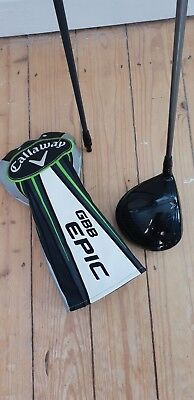 Callaway GBB Epic driver - 10.5 RH - R-Shaft + S-Pro-Shaft